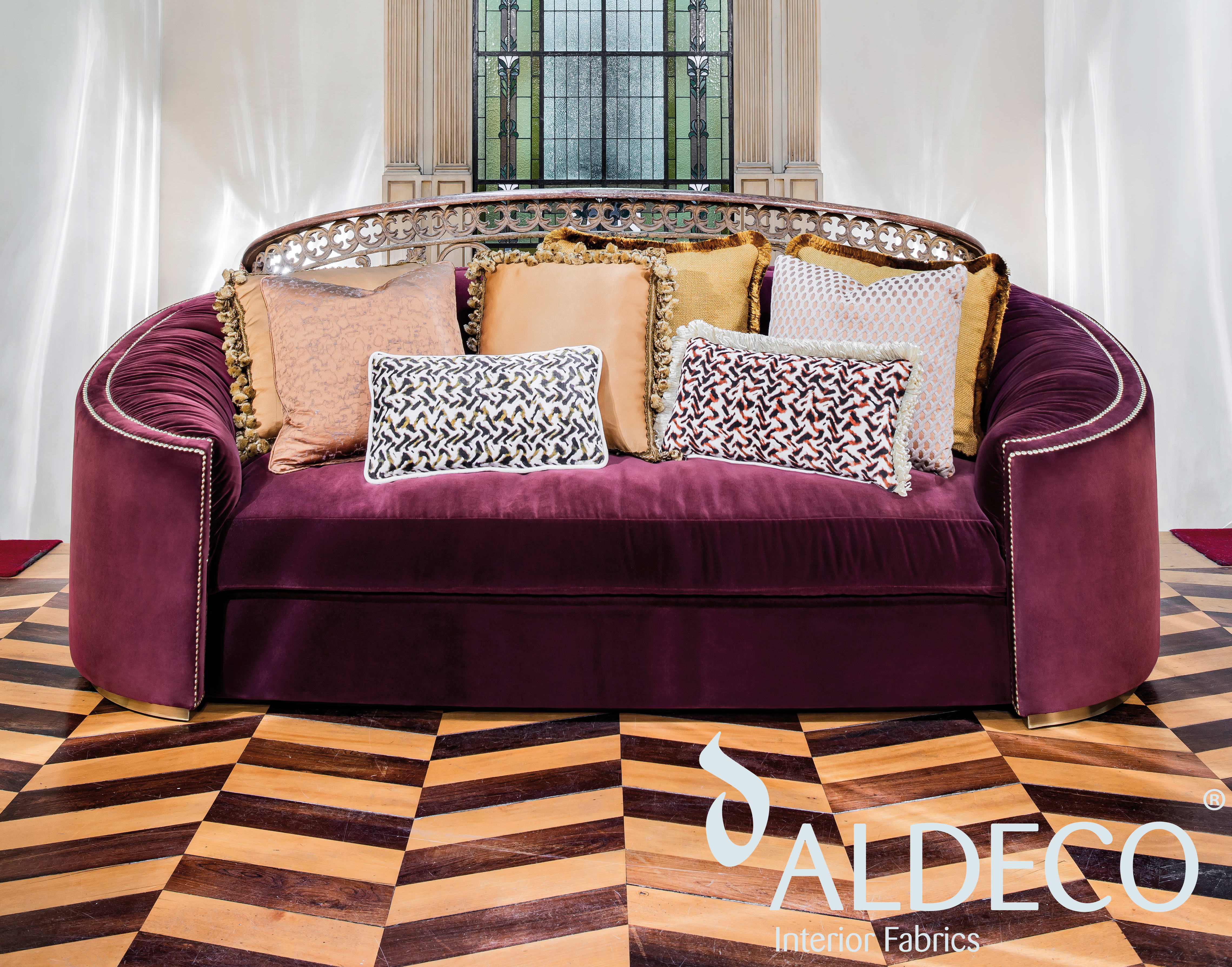 Aldeco, Interior Fabrics