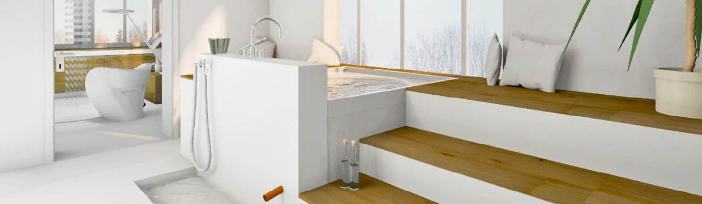 baqua manufaktur f r b der badgestaltung in m nster homify. Black Bedroom Furniture Sets. Home Design Ideas