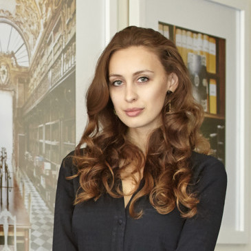 Olga Kulikovskaia-Ashby