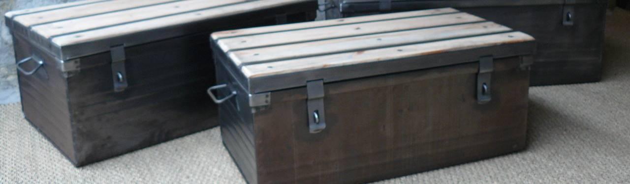 industrielle par ou basse métallique malle table Cantine mai ikZuOPXTw