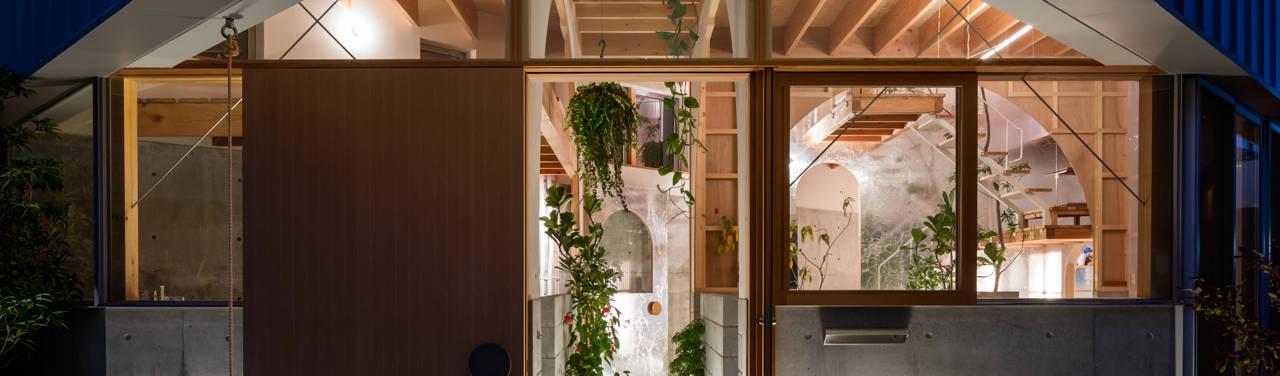 FUMIASO ARCHITECT & ASSOCIATES/ 阿曽芙実建築設計事務所