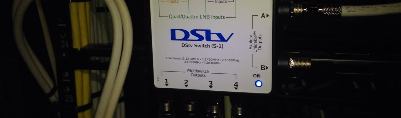 Cape Town DSTV Installation
