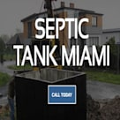 Septic Tank Miami