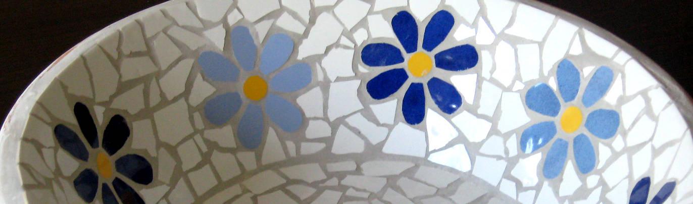 Mosaico Lúbia Lópes