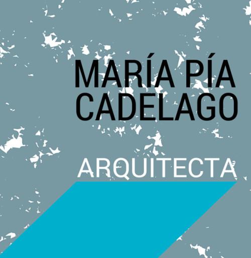 Arquitecta María Pía Cadelago