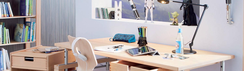 schreibtische nicht nur f r das kinderzimmer von wallenfels m bel f r klein gro homify. Black Bedroom Furniture Sets. Home Design Ideas