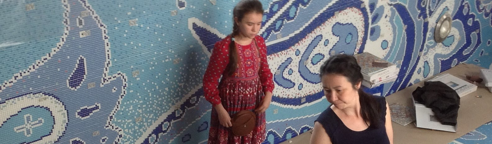 Хамам-мозаика