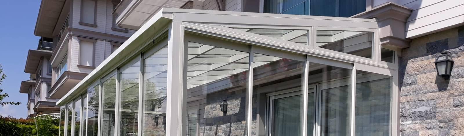 Buga Mimarlık Tasarım Dekorasyon Kış Bahçesi & Cam Tavan Sistemleri