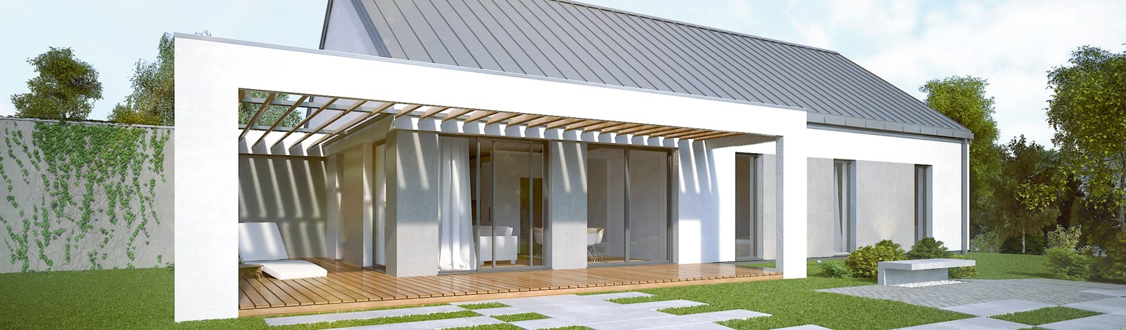 Hexa Green Projekty domów pasywnych