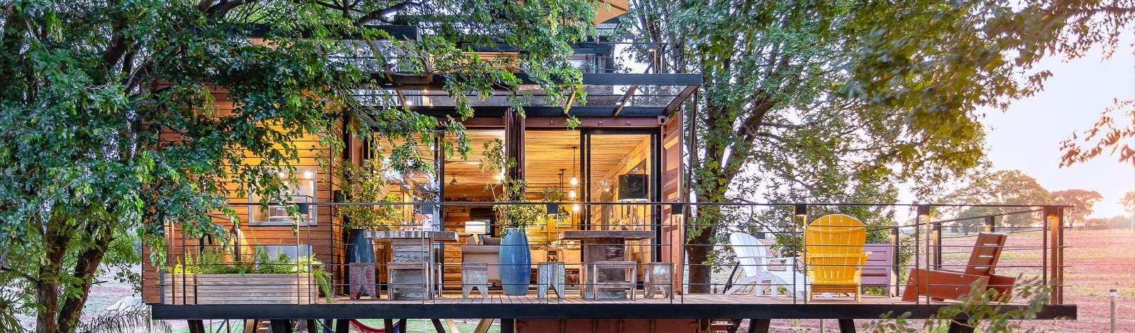 Casa Container Marilia – Barros Assuane Arquitetura