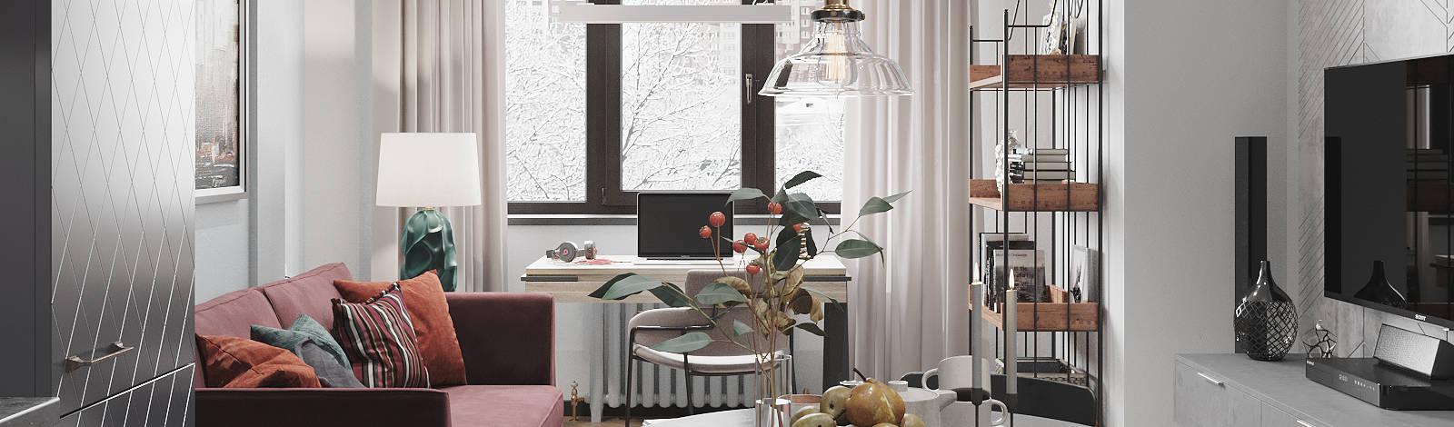Студия NATALYA SOLNTSEVA Interiors Design