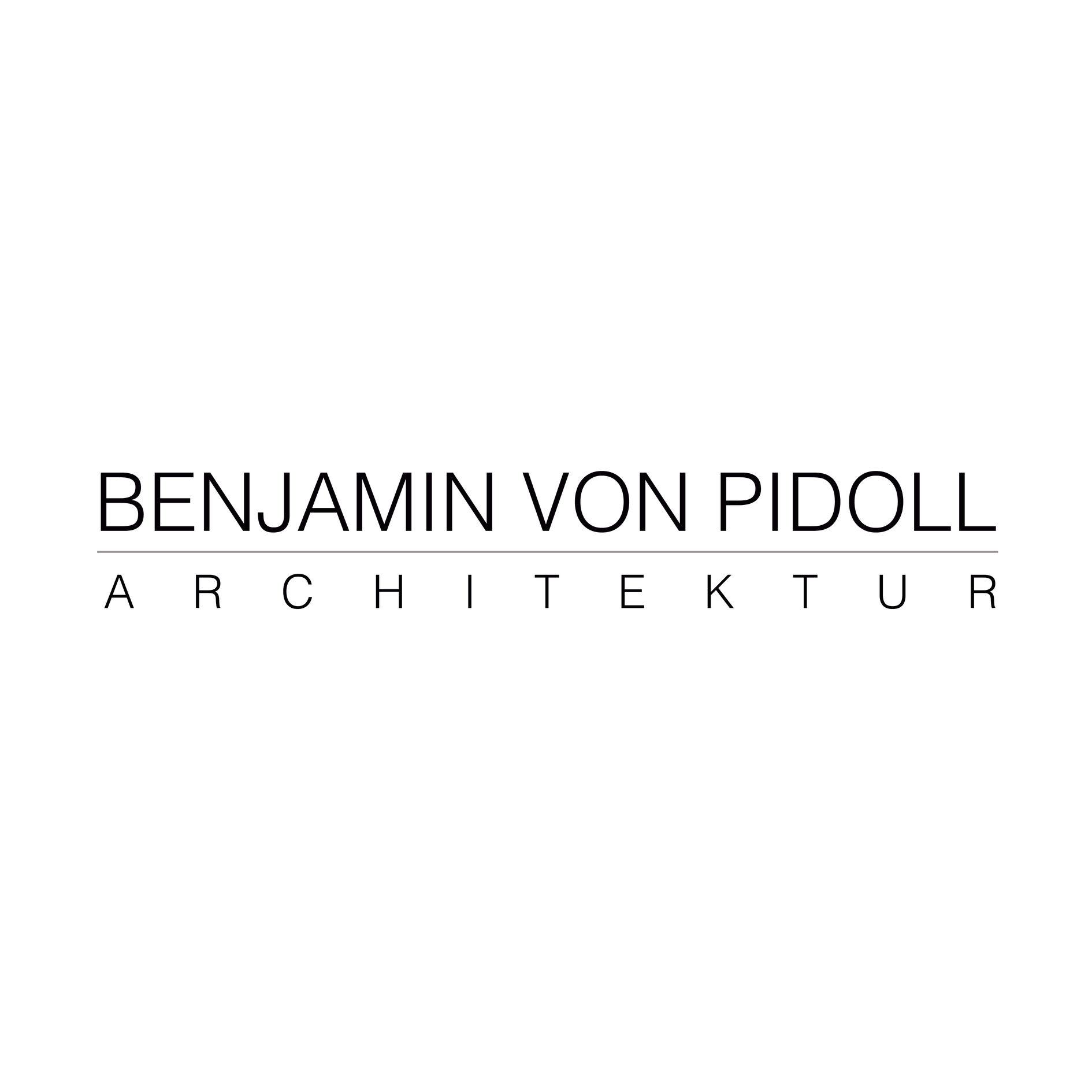 BENJAMIN VON PIDOLL I ARCHITEKTUR