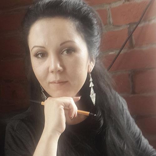 Архитектор-дизайнер Марина Мухтарова