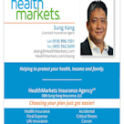 Sung Kang—Health and Life Insurance Broker