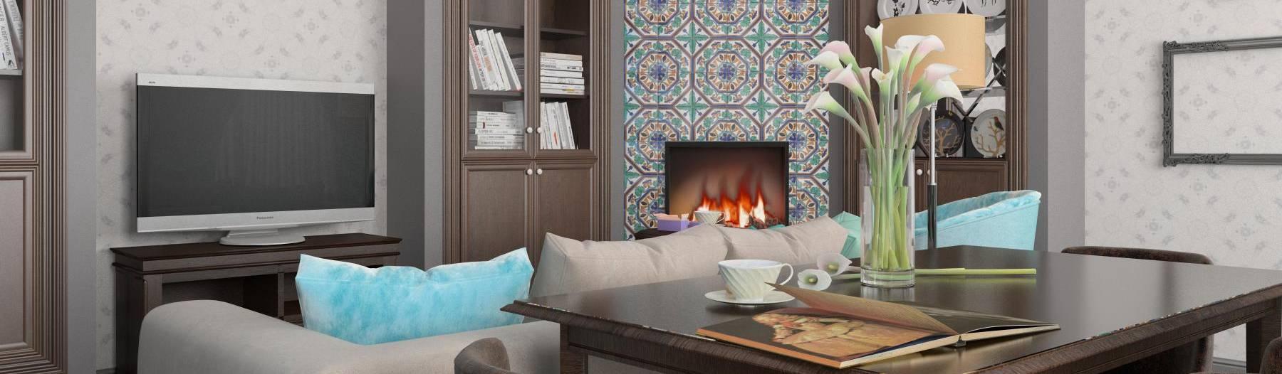 Design interior OLGA MUDRYAKOVA