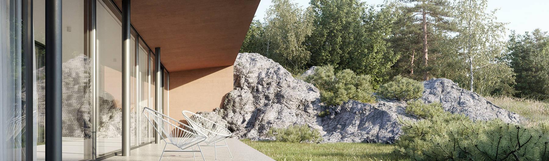 Artur Adamczyk – Wizualizacje architektoniczne
