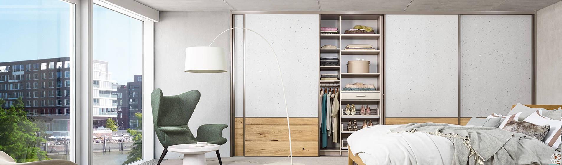 begehbare kleiderschr nke by cabinet schranksysteme ag homify. Black Bedroom Furniture Sets. Home Design Ideas