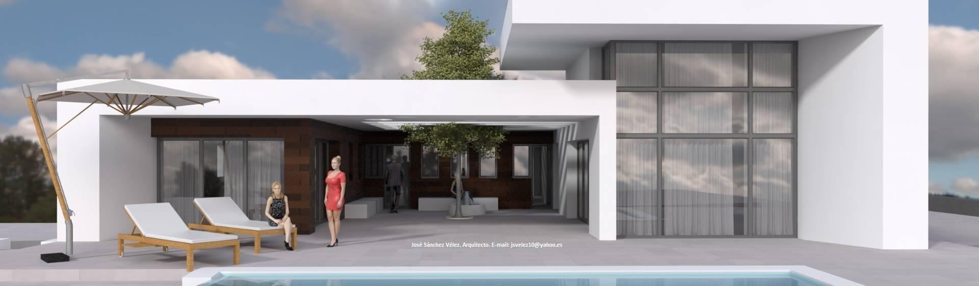 Estudio de Arquitectura, Interiorismo y Urbanismo José Sánchez Vélez  653 77 38 06