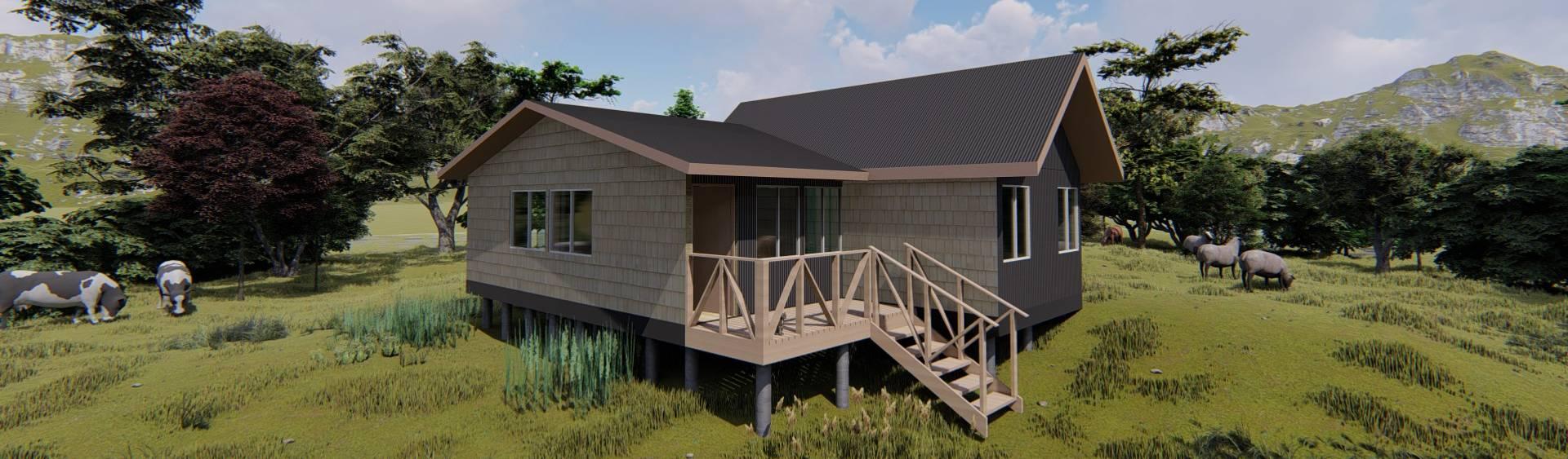 Ekeko arquitectura