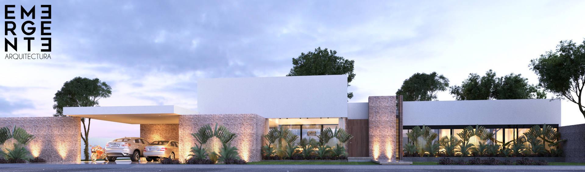 EMERGENTE | Arquitectura
