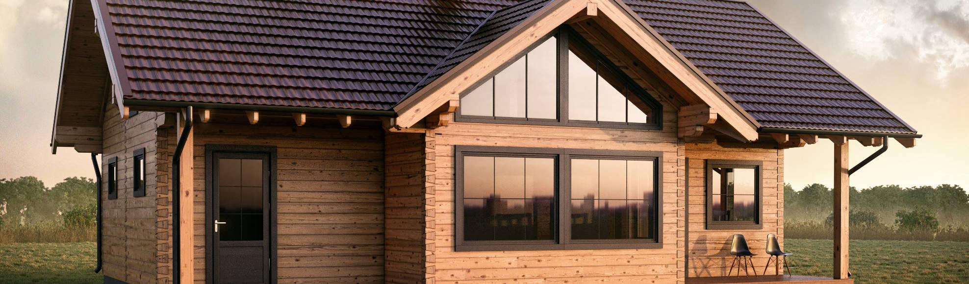 THULE Blockhaus GmbH—Ihr Fertigbausatz für ein Holzhaus