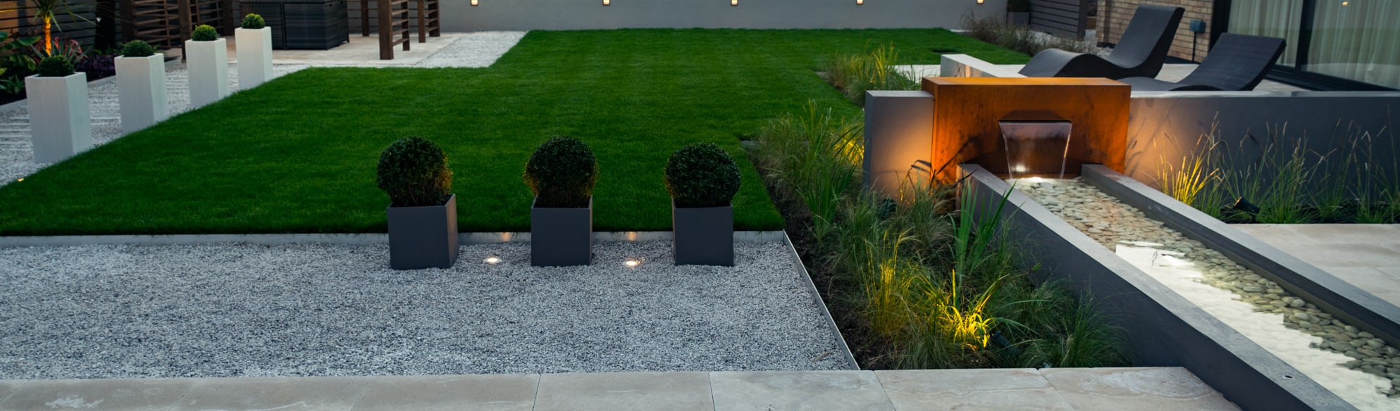 Robert Hughes Garden Design Landscape Architects in knutsford