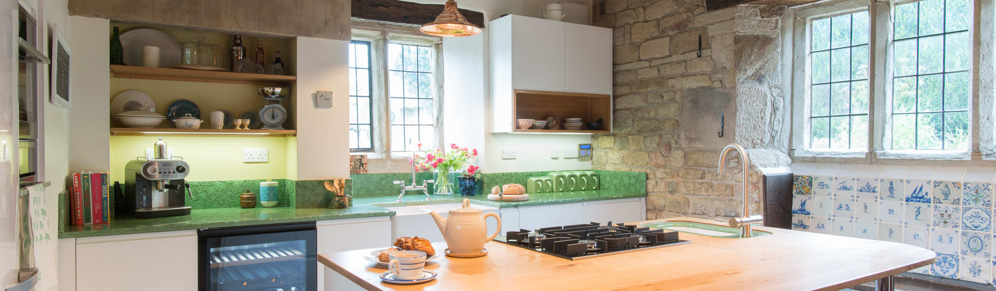 Sheffield Sustainable Kitchens