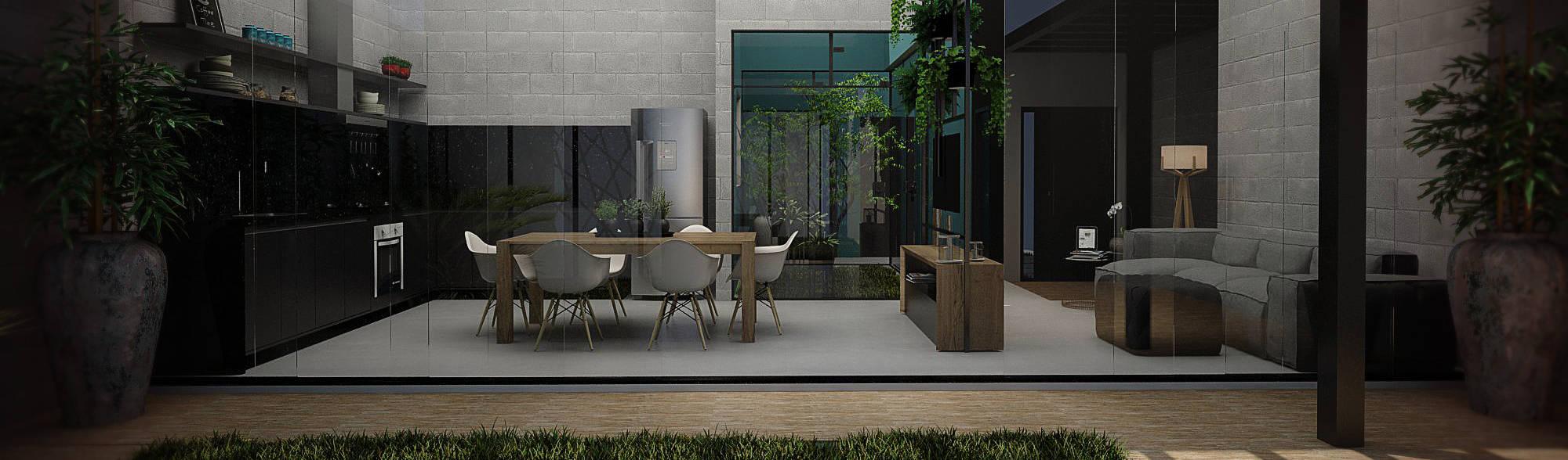 THACO. Arquitetura e Ambientes