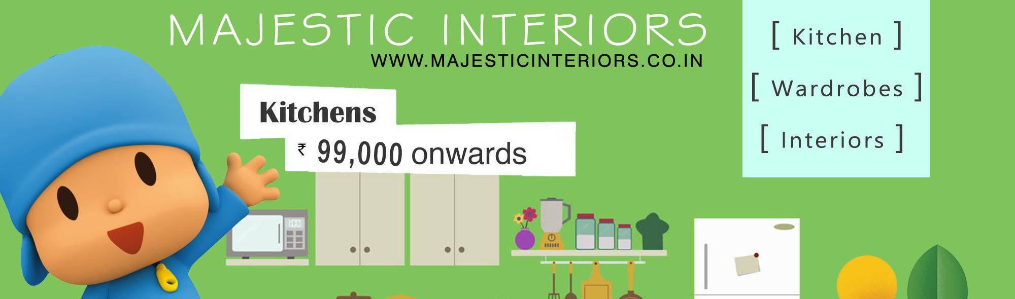 MAJESTIC INTERIORS