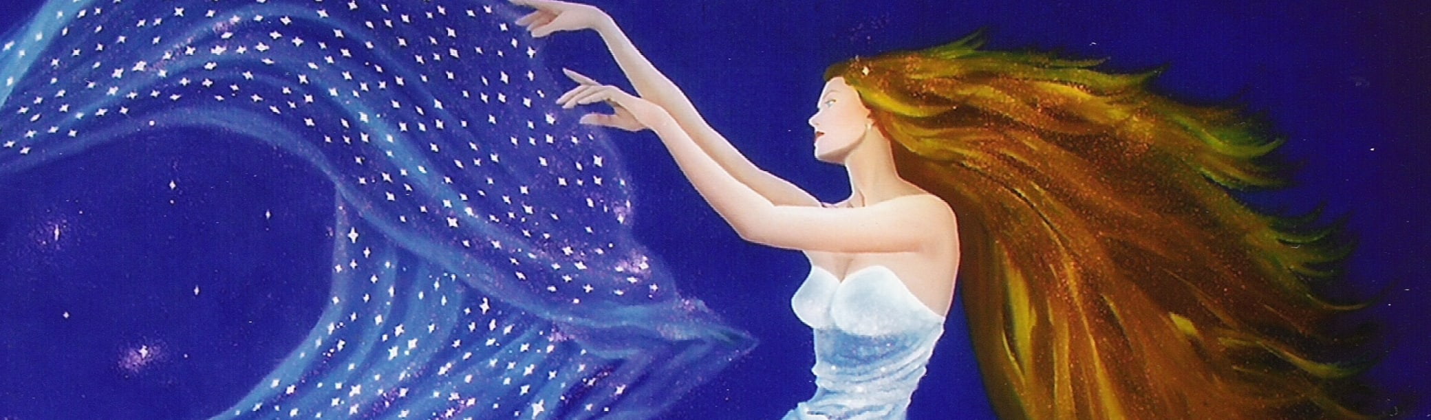 Mariana Tapia <q>La Sirena de México</q> artista plástica