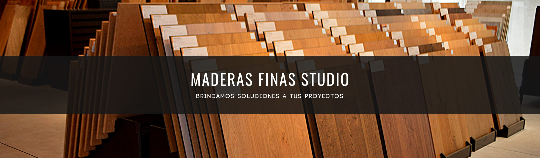 Maderas Finas Studio
