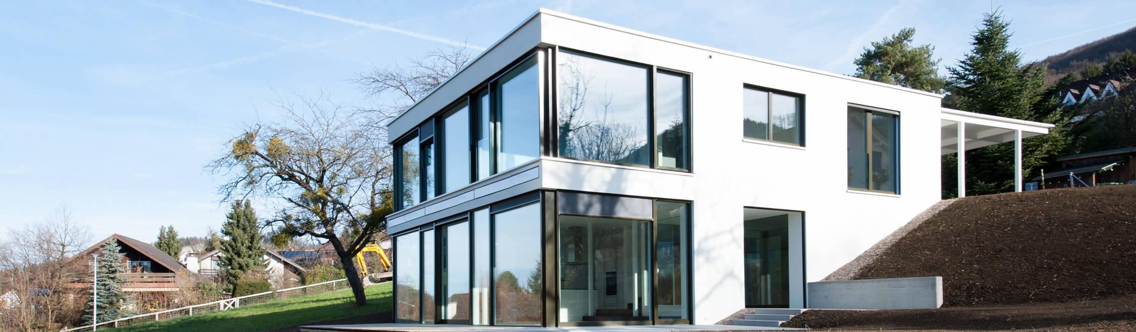 mmarch gmbh – Mader Marti Architektur ETH SIA