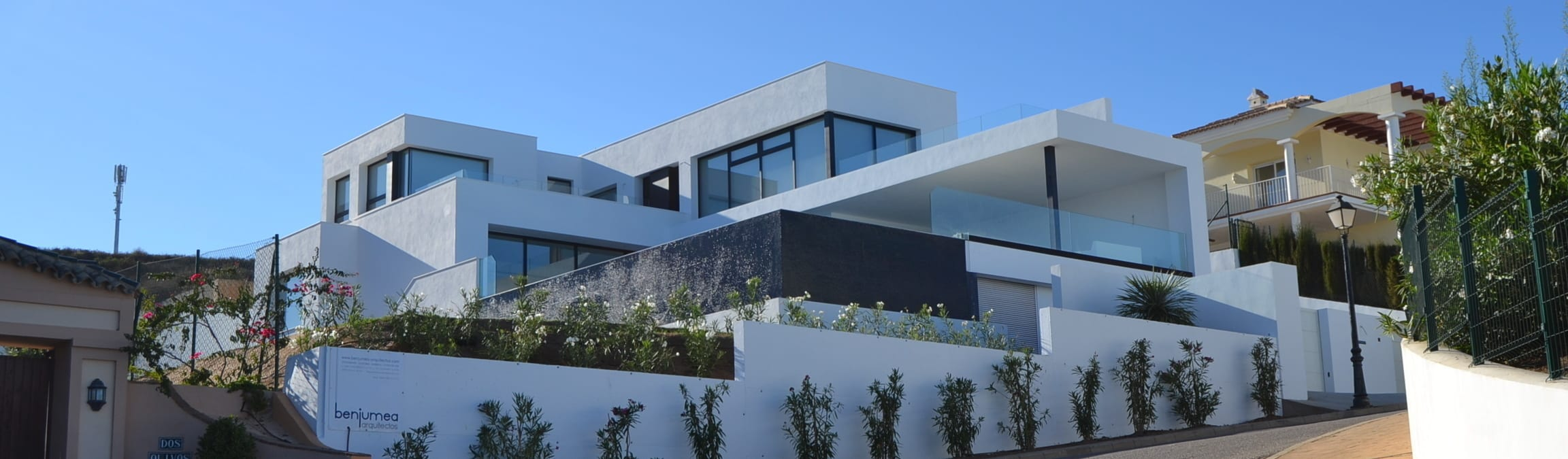 Benjumea arquitectos architects in sotogrande homify for Arquitecto sotogrande