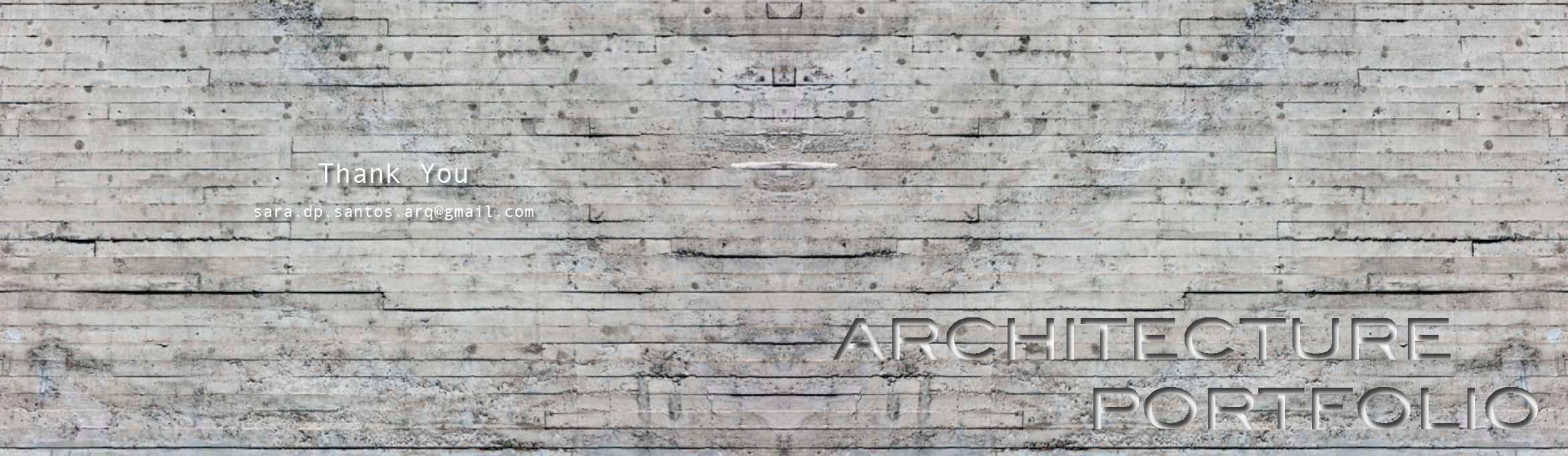 Sara Santos Arquitecta