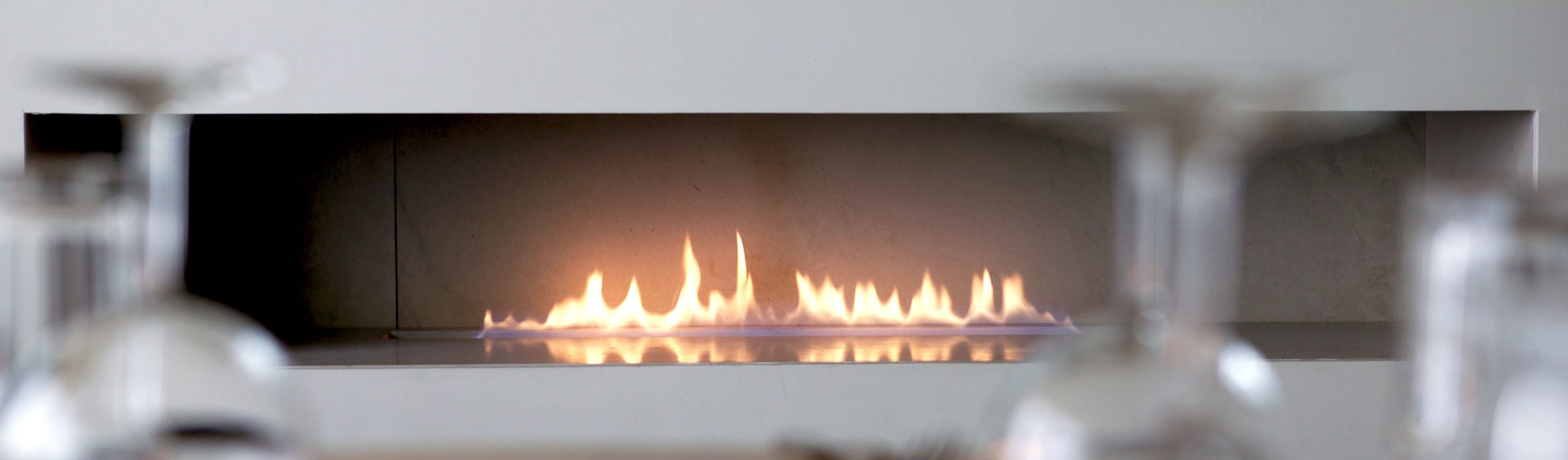 Dim-ora Caminetti su misura a gas, elettrici e a bioetanolo