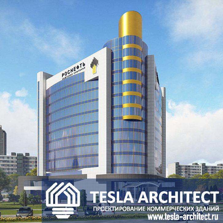 Проектная компания ООО Tesla-Architect