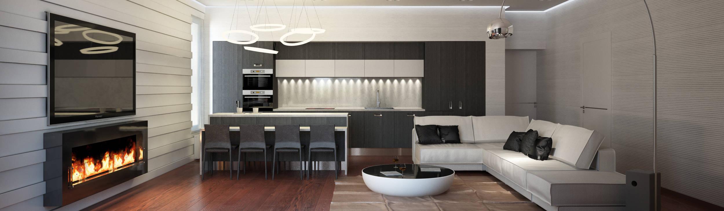 BIARTI—создаем минималистский дизайн интерьеров