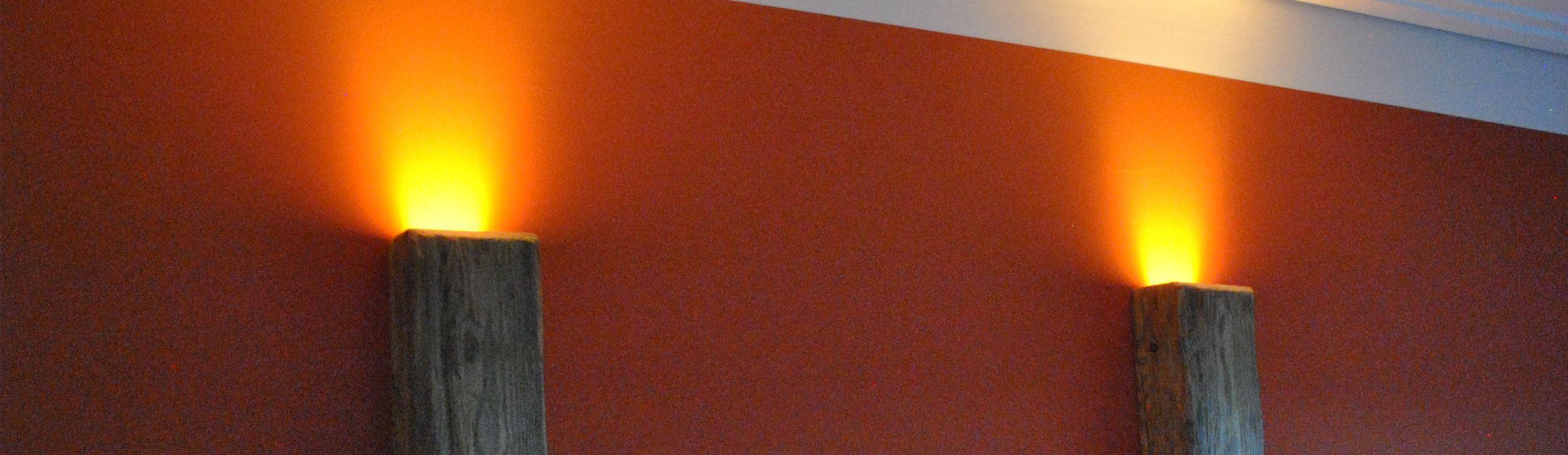 altholz wandlampen mit led von altholz ideen homify. Black Bedroom Furniture Sets. Home Design Ideas