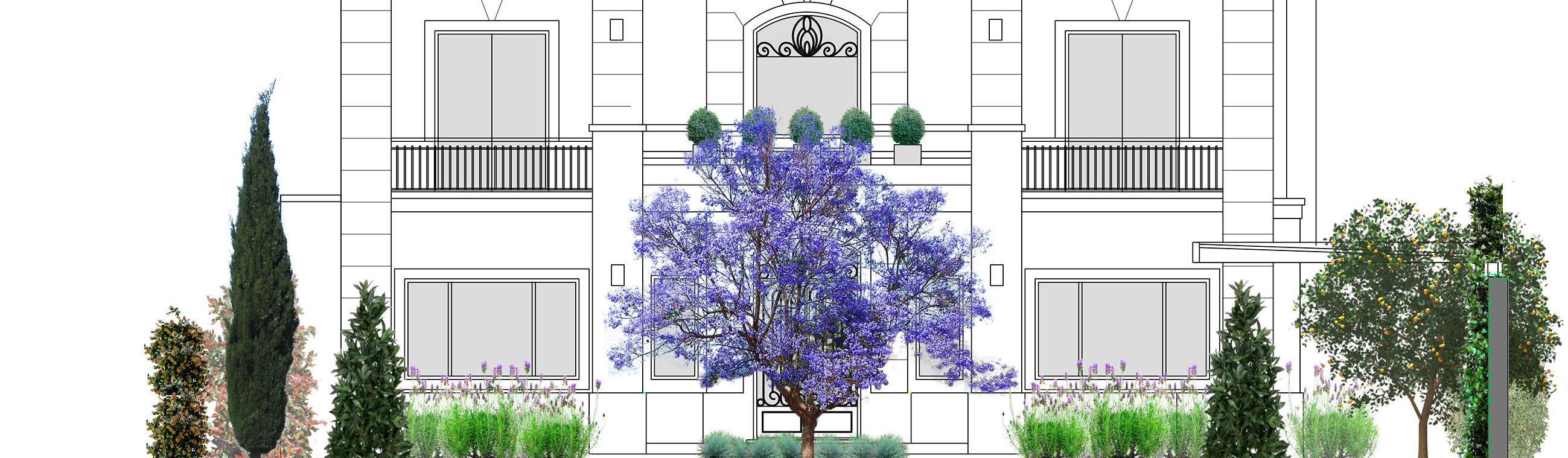 Paisajismo digital arquitectos paisajistas en barcelona - Paisajismo barcelona ...