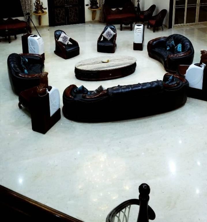 Jamali interiors