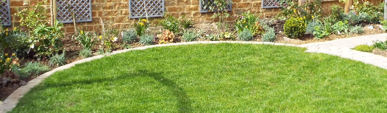 Garden makeover banbury oxfordshire von alexander john for Garden design oxfordshire