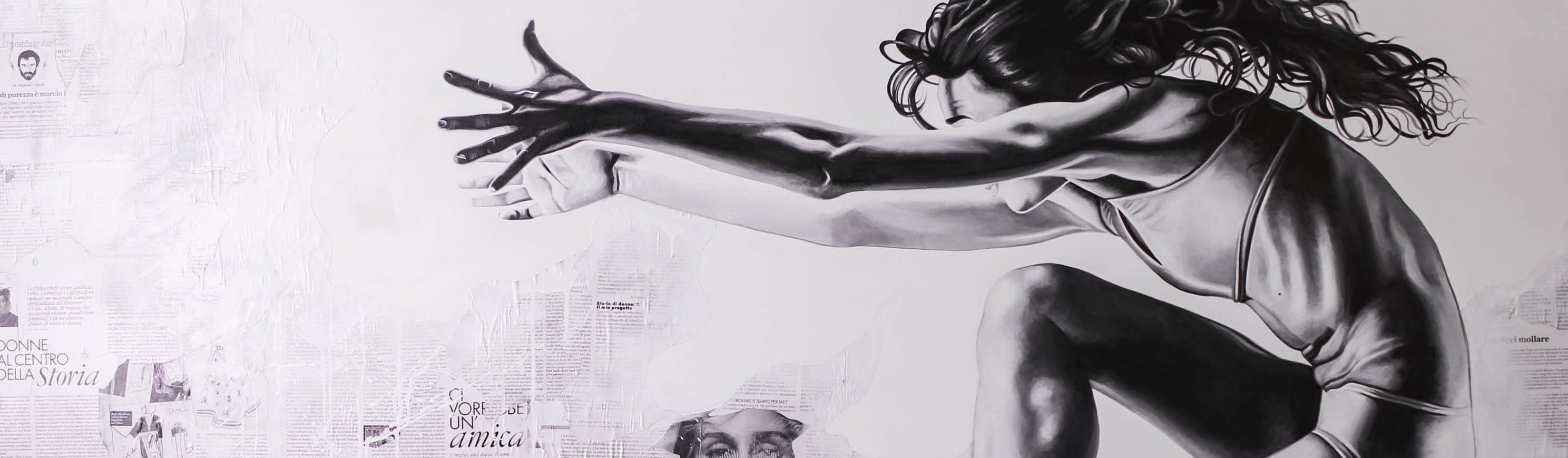 Alessandra Pagliuca / Visual Artist