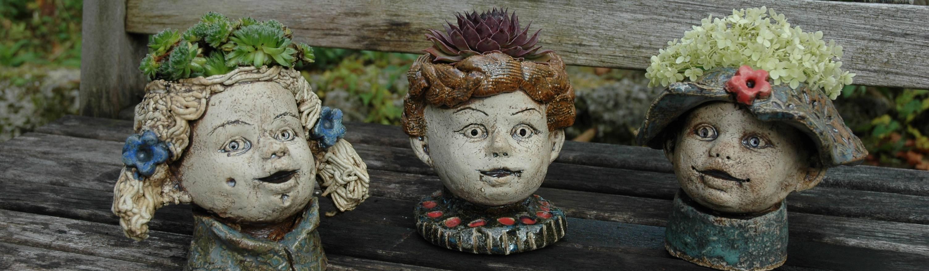 Kunst und Keramik