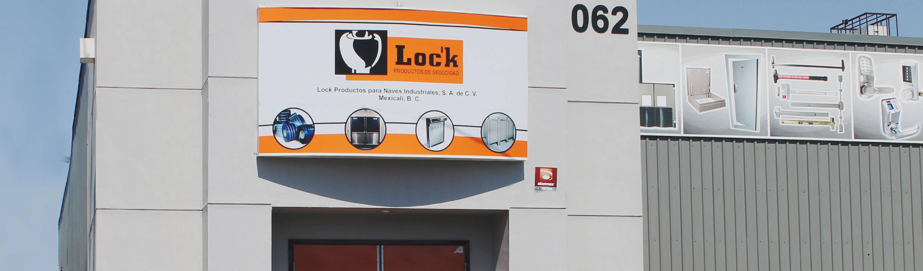 Lock Productos de Seguridad.