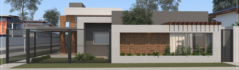 Casa village 02 by alessandro ramos arquitetura homify for Homify casas