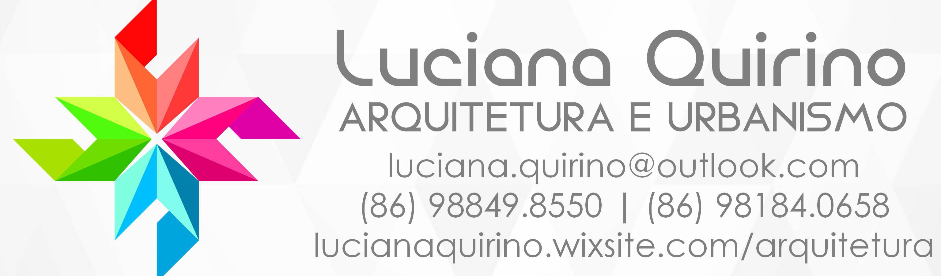 Luciana Quirino Arquitetura e Urbanismo