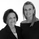Nilza Alves e Rita Diniz