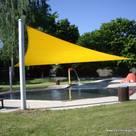 Textile Sonnenschutz- Technik