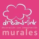 Dreamsink murales