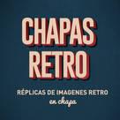 Chapas Retro